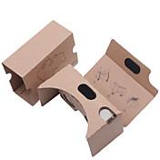 cartón DIY de realidad virtual en 3D gafas de realidad virtual tookit (versión mejorada de la lente de 34 mm)