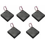 SENDAWEIYE AA Battery case 배터리 케이스 4PCS 6V