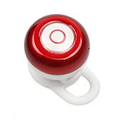 자동차를 운전에 대한 모든 전화를위한 보편적 인 귀 mini6 작은 미니 블루투스 헤드셋 4.1 이어폰 무선
