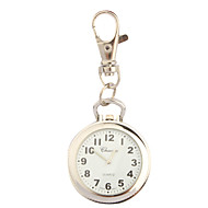 Dame Modeur revers Watch Quartz / Legering Bånd Vintage Sølv