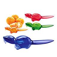 1 stuks Dunschiller & Rasp For voor Fruit RVS Noviteit / Multifunctioneel / Milieuvriendelijk / Creative Kitchen Gadget