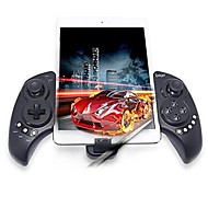 Ipega pg9023 telescopische bluetooth v3.0 controller voor iphone / ipod / ipad + android + meer - zwart