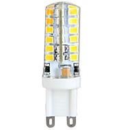 Ywxlight® 3w g9 doprowadziły światła kukurydziane 53mm * 16 mm t48 smd2835 300 lm ciepła biała ac 100-240 v