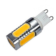 10W G9 LED 콘 조명 T 5 COB 900 lm 따뜻한 화이트 / 차가운 화이트 장식 AC 220-240 V 1개