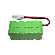 skyartec NiMH 9.6V 1000mAh batteri (nm002)