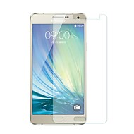 ximalong Samsung Galaxy A7 näytön suoja, läpinäkyvä erittäin ohut hd kalvo] temped lasiseinäkkeen suojella