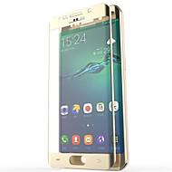edzett üveg 9h 3d ívelt felület teljes test képernyő védő fólia Samsung Galaxy S7 él / s6 él / s6 él plus