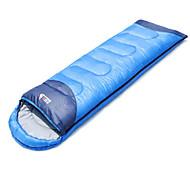 Vreća za spavanje Pravokutna vreća Za jednu osobu 15°C Hollow PamukX80 Pješačenje KampiranjeUgrijati Otporno na vlagu Vodootporno