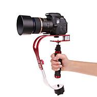 Kuvauskahvat Kardaanikotelo Handheld videokamera vakaaja Steady varten Gopro 5 Gopro 4 Gopro 3 Gopro 2 Gopro 3+ Gopro 1 Urheilu DV