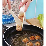 1 stk Kødbolle Grydestativ & Tilbehør For For kød Plastik Multifunktion Miljøvenlig Høj kvalitet Kreativ Køkkengadget Originale