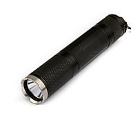 Latarki LED Latarki ręczne LED 1000 Lumenów 3 Tryb Cree XM-L T6 18650 Akumulator Taktyczny Obóz/wycieczka/alpinizm jaskiniowy