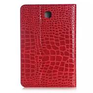 Mert Samsung Galaxy tok Kártyatartó / Pénztárca / Állvánnyal / Flip / Dombornyomott Case Teljes védelem Case Mértani formák Műbőr Samsung