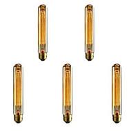 5kom T30 E27 40W žarulje sa žarnom niti starinski retro svjetiljka berba žarnom niti žarulja Edison (220-240V)