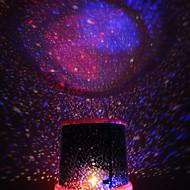 sterrenhemel van kleur veranderende ster schoonheid projector nachtlampje