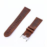 πολυτέλεια γνήσιο δέρμα πόρπη αθλητικό ρολόι λουράκι καρπού μπάντα για samsung s3 ταχυτήτων κλασική