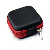 tároló táska esetében fülhallgató fejhallgató esetén konténer kábel fülhallgató tároló doboz tasak holde
