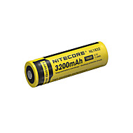 nitecore nl1832 3200mah 3.7v 11.8wh 18650 li-ion genopladeligt batteri