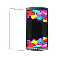 Prémium edzett üveg kijelző védő fólia LG g4