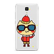 Για Διαφανής Με σχέδια tok Πίσω Κάλυμμα tok Κινούμενα σχέδια Μαλακή TPU για XiaomiXiaomi Mi 5 Xiaomi Mi 4 Xiaomi Mi 5s Xiaomi Mi 5s Plus
