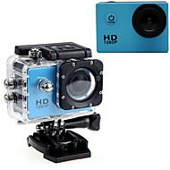 Κάμερα Δράσης / Κάμερα Αθλημάτων 16MP 640 x 480 1920 x 1080 1280 x 720 LED Αδιάβροχο Όλα σε ένα Ajustabil USB G-Sensor Ευρεία Γωνία 60fps