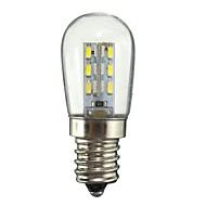 1w e11 lâmpadas globo led 24 smd 3014 130 lm branco quente branco decorativo ac110 ac220 v 1 pcs