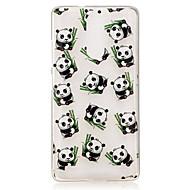 Για lenovo k5 σημείωση k3 a2010 κάλυψη περίπτωσης panda πίσω κάλυμμα μαλακό tpu