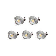 Oświetlenie downlight LED Ciepła biel Zimna biel Żarówki LED LED 5