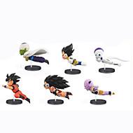 애니메이션 액션 피규어 에서 영감을 받다 드레곤볼 Son Goku PVC 8 CM 모델 완구 인형 장난감