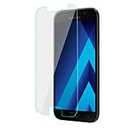 Vidro Temperado Alta Definição (HD) Dureza 9H Borda Arredondada 2.5D Protetor de Tela Frontal Samsung Galaxy