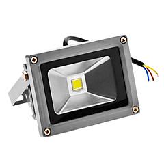 10 Projektører (Kølig hvid , Sensor) 720-800 lm- AC 100-240