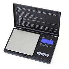 100g * 0.01g Mini LCD Digital Pocket ékszer Arany Gyémánt Scale Gram