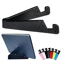 Stijlvolle inklapbare standaard houder Ondersteuning voor iPhone / iPad / Samsung / HTC / Cell Phone