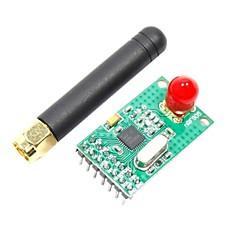 nrf905 433/868/915mhz ασύρματη μονάδα w / κεραία (για Arduino) (λειτουργεί με την επίσημη (για arduino) σανίδες) (2.7 ~ 3.3v)