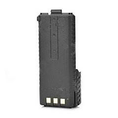 BaoFeng BL-5L Csere Walkie Talkie megnagyobbított 3800mAh Li-ion akkumulátor - fekete