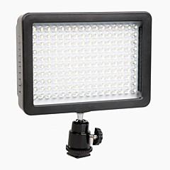 D-SLR LED Lampe Strøm Brugerflade