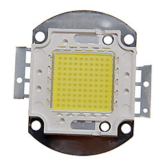 zdm ™ diy 100w alta potência 8000-9000lm luz branca módulo legal LED integrado (32-35v)