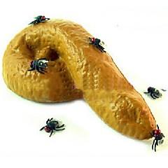 Ημέρα αποκριών μύγες δύσκολο παιχνίδια 3 τεμ Πρωταπριλιά δούμε ρεαλιστικά (τυχαία χρώμα)