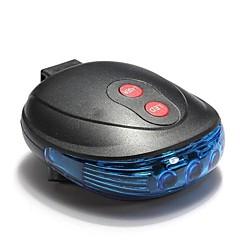 Bisiklet Işıkları / Bisiklet Arka Işığı / emniyet ışıkları LED - Bisiklet Su Geçirmez / Darbeye Dayanıklı / Kolay Taşınır AAA 50 Lümen Pil