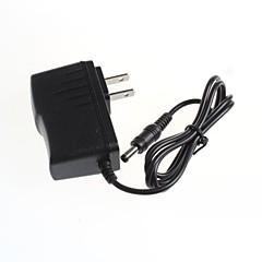 egyenáramú kapcsoló adapter csatlakozó kábel töltő 5V 1a