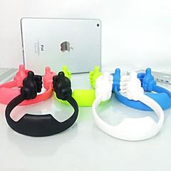 iso d värikäs peukalo pätee iPad / iPad mini / ipad air (valikoituja väriä)