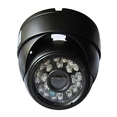 dome kültéri IP kamera 720p-mail riasztás éjjellátó mozgásérzékelés p2p