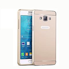 Mert Samsung Galaxy tok Galvanizálás Case Hátlap Case Egyszínű Akril Samsung A5