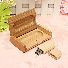 υπέροχο ξύλο μοντέλο μνήμης USB 2.0 16GB δίσκο driveu στυλό μονάδα flash drive αντίχειρα
