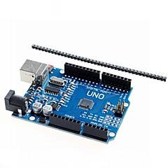 uno r3 rozwój pokładzie mikrokontrolera Arduino wzmocnione dla ATmega328P