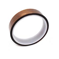 poliimid ısıya dayanıklı / yüksek sıcaklık yapışkan bant (20mm * 30m / 260'c)