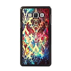 Mert Samsung Galaxy tok tokok Minta Hátlap Case Csempe PC mert Samsung A8 A7 A5 A3