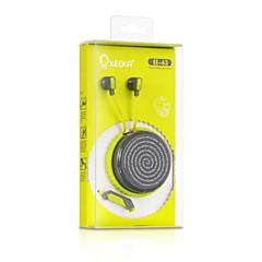 den nye mode på 3,5 mm generelle in-ear hovedtelefoner