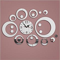 라운드 현대/현대 벽 시계 , 가족 기타 14.96*18.50