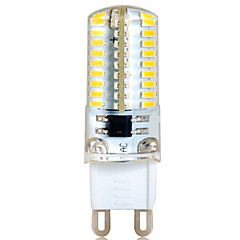 G9 6w 72 smd 3014 500-550 lm warm wit / koel wit t decoratieve tweelicht lichten ac 220-240 v