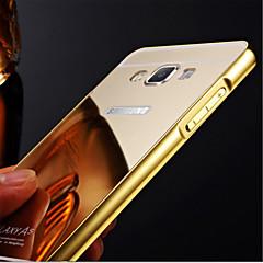 Na Samsung Galaxy Etui Galwanizowane / Lustro Kılıf Etui na tył Kılıf Jeden kolor PC SamsungA7(2016) / A5(2016) / A3(2016) / A8 / A7 / A5